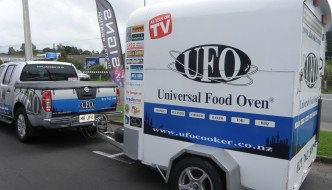 VEHICLE, TRANSPORT GRAPHICS AND SIGNAGE