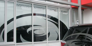 Window Graphics from Graphics Creation